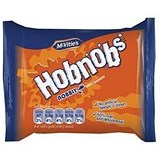 Image of McVities Hob Nobs Biscuits Twinpack - Pack of 48