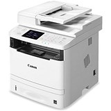 Image of Canon I-SENSYS MF411dw Multifunctional Laser Printer A4 33ppm White Ref 0291C049AA
