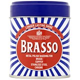 Image of Brasso Metal Polish Wadding 75g Ref 125758