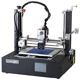 Image of Inno3D D1 3D Printer High Speed 1.75mm Filament Auto-calibration Black Ref INNO3DD1
