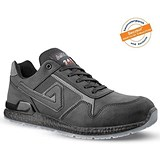 Aimont Calvin Safety Trainers / Size 8 / Black