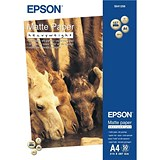 Epson A4 Matte Paper / 167gsm / Pack of 50