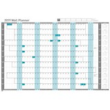 Sasco 2019 Wall Planner / Unmounted / 915x610mm