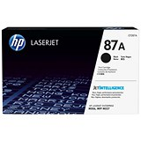 HP 87A Toner Cartridge Page Life 9000pp Black Ref CF287A