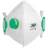 Image of JSP Disposable Valved Mask / Fold-flat / FFP1 Class 1