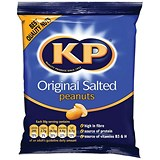 Image of KP Original Salted Peanuts - Pack of 24 (50g)