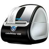 Image of Dymo Labelwriter 450 USB 51 Labels per Minute for 13 Labels 600Dpi Ref S0838810