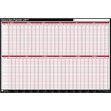 Sasco 2019 Day Planner / Mounted / 915x610mm