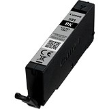 Image of Canon CLI-581 Inkjet Cartridge Page Life 750pp Black Ref 2106C001