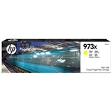 Hewlett Packard [HP] No.973X Inkjet Cartridge High Yield Page Life 7000pp Yellow Ref F6T83AE