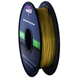 Image of Inno3D ABS Filament for 3D Printer 1.75x200mm 0.5kg Gold Ref 3DPFA175GD05