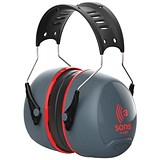 JSP Sonis 3 Ear Defenders - High Attenuation
