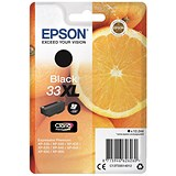 Epson T33XL Black Inkjet Cartridge