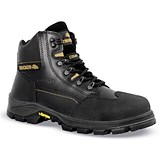 Aimont Revenger Safety Boots / Size 8 / Black