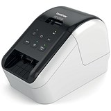 Image of Brother Professional Label Printer Wireless 62mm Width Labels 176mm per Second Ref QL810W