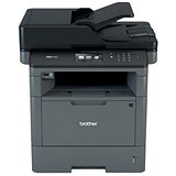 Brother MFC-L5700DN Pro All-In-One Mono A4 Laser Printer Fax 40ppm Auto Duplex Ref MFCL5700DN