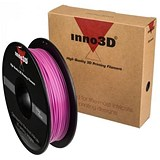 Image of Inno3D ABS Filament for 3D Printer 1.75x200mm 0.5kg Pink Ref 3DPFA175PK05