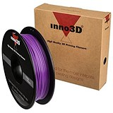 Image of Inno3D ABS Filament for 3D Printer 1.75x200mm 0.5kg Purple Ref 3DPFA175PU05