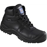 Image of Rockfall Proman Waterproof Boot / Leather / Size 8 / Black
