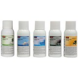 Image of Rubbermaid Microburst Air Freshener Refills / 75ml / Mixed Scents / Pack of 10