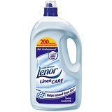 Lenor Professional Spring Awakening Fabric Softener / 4 Litres