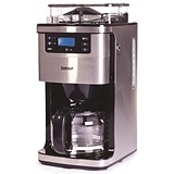 Image of Igenix 1.5L Digital Coffee Maker With Clear Tank / LCD Display / Keep Warm / 12 Cup / Stainless Steel
