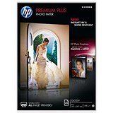 Image of HP A4 Premium Plus Glossy Photo Paper / 300gsm / 20 Sheets