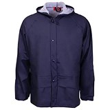 Image of Supertouch Storm-Flex PU Jacket / Blue / Small