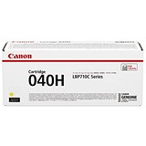 Canon 040H High Yield Yellow Laser Toner Cartridge