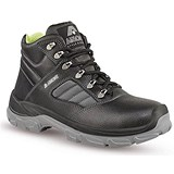 Aimont Rhino Safety Boots / Size 8 / Black