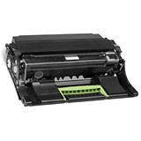 Lexmark 500Z Drum Unit Page Life 60000 Black Ref 50F0Z00