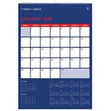 Image of Collins 2018 Full View Calendar