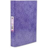 Image of Concord Contrast Ring Binder / A4 / 25mm Capacity / Purple / Pack of 10