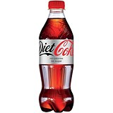 Image of Diet Coca Cola - 24 x 500ml Bottles