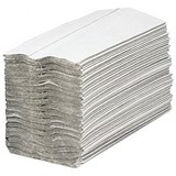 Maxima 5052 C-Fold Hand Towels / Recycled / 2-Ply / White / 24 Sleeves