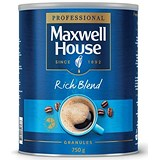 Image of Maxwell House Instant Rich Blend Coffee Granules - 750g Tin