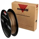 Image of Inno3D PLA Filament for 3D Printer 1.75x200mm 0.5kg Gold Ref 3DPFP175GD05