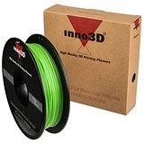 Image of Inno3D PLA Filament for 3D Printer 1.75x200mm 0.5kg Green Ref 3DPFP175GN05