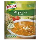 Image of Knorr Minestrone Soup / Ready-to-Eat / 250ml / Pack of 12
