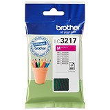 Brother LC3217M Magenta Inkjet Cartridge Page