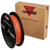 Image of Inno3D PLA Filament for 3D Printer 1.75x200mm 0.5kg Orange Ref 3DPFP175OR05