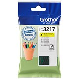 Brother LC3217Y Yellow Inkjet Cartridge Page