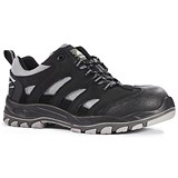 Rock Fall Maine Trainer / Size 10 / Black & silver