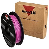 Image of Inno3D PLA Filament for 3D Printer 1.75x200mm 0.5kg Pink Ref 3DPFP175PK05