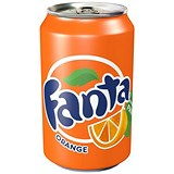 Image of Fanta - 24 x 330ml Cans