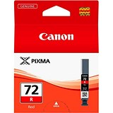 Image of Canon PGI-72 Inkjet Cartridge Page Life 1045pp Red Ref 6410B001