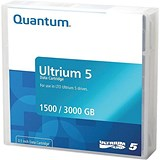 Image of Quantum Ultrium LTO5 Data Tape - 1.50TB Native, 3TB Compressed