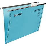 Leitz Ultimate Suspension File / Foolscap / Blue / Pack of 50