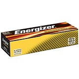Image of Energizer 6LR61 Long Life Industrial Battery / 9V / Pack of 12