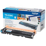 Image of Brother TN230C Cyan Laser Toner Cartridge
